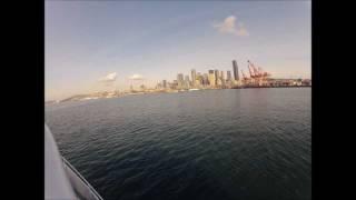 Seattle Waterways: a cruise from Elliott Bay through the Ballard Locks