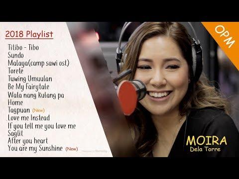 Moira Dela Torre | Complete Songlist 2018 - HD (Originals)