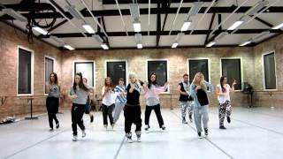 Хип-Хоп стайл, boyfriend' Justin Bieber choreography by Jasmine Meakin (Mega Jam)