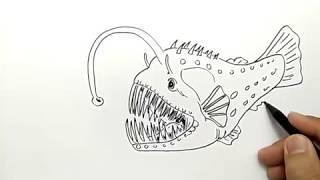Cara Menggambar Ikan Paus ฟร ว ด โอออนไลน ด ท ว ออนไลน คล ป