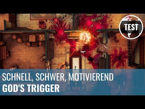 God's Trigger im Test: Schnell, schwer und motivierend (German)