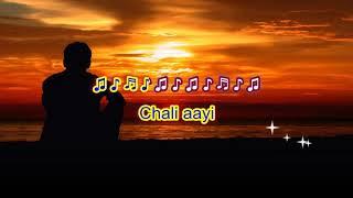 Zuban pe dard bhari daastan - Maryada - Highlighted Lyrics