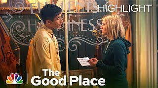 The Good Place - He's Just Another Dirt Bag (Episode Highlight)