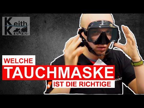 Tauchmaske (Taucherbrille)