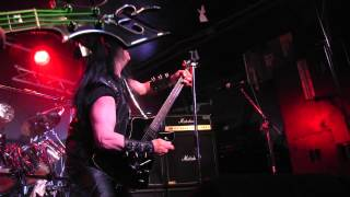 Exciter - Dark Command (Live at MS Metal Therapy 2012)