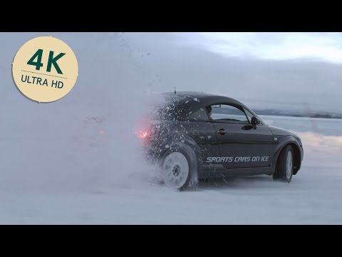 Sweden Sports Cars on Ice