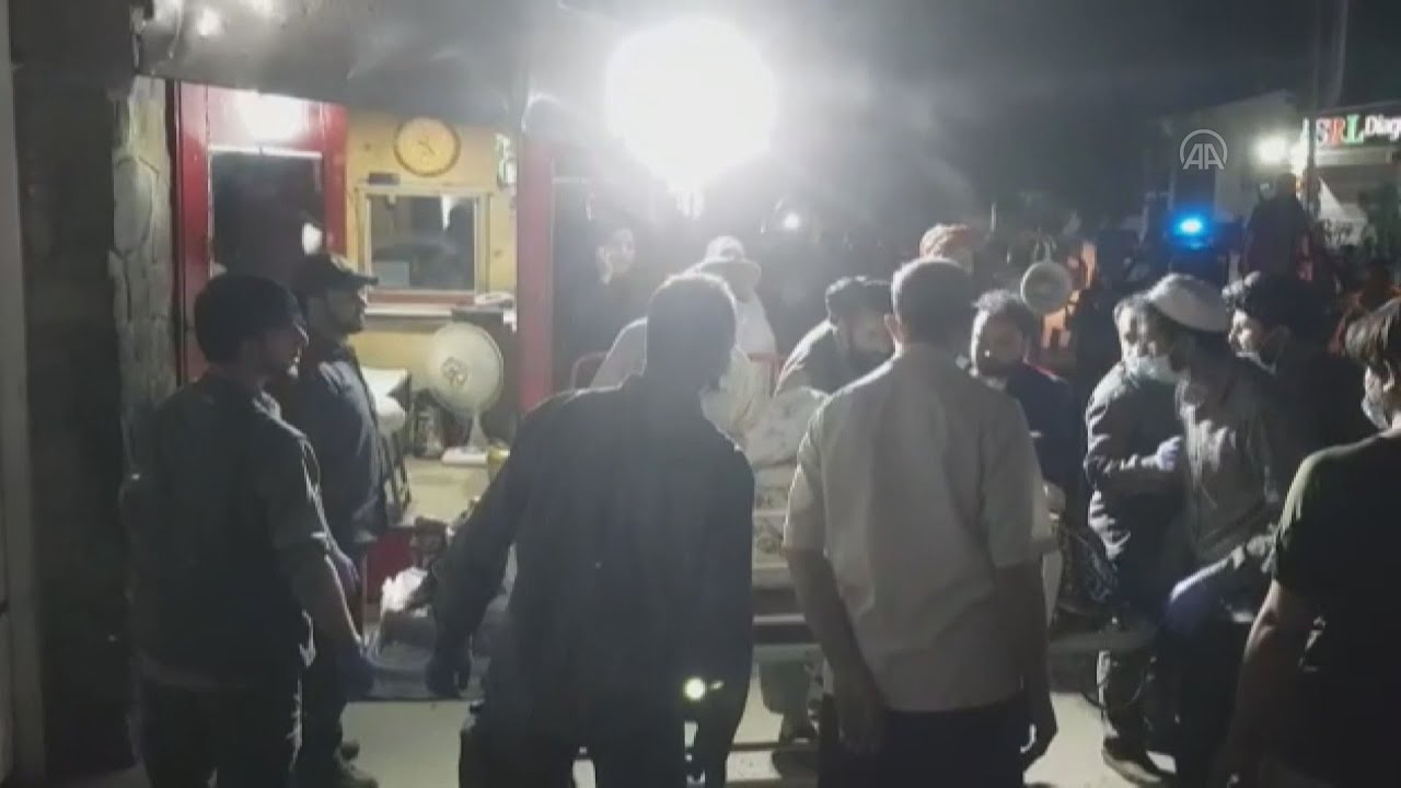 Ξεπέρασαν τους 100 οι νεκροί των πολύνεκρων επιθέσεων στην Καμπούλ