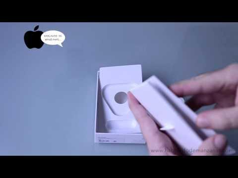 Auriculares In Ear Apple Unboxing Desempaquetado Análisis Español