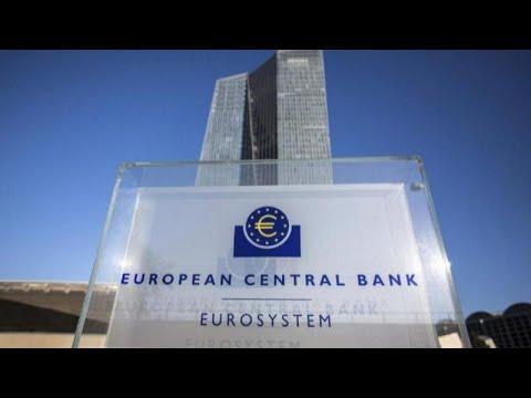 ΕΚΤ: Παγώνει επιτόκια και χρηματοδοτεί τις τράπεζες
