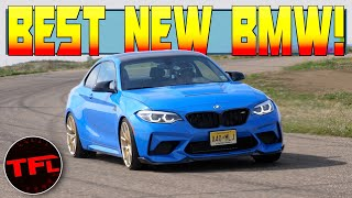 Is The BMW M2 CS The Fastest Car We've EVER Had On The Track?