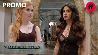 Shadowhunters | Season 1, Episode 5 Promo: Moo Shu to Go