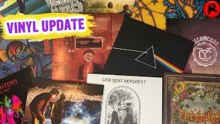 RARE VINYL & MISSING RECORDS | Vinyl Collection Update April 2017