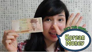 What does Korean money look like?