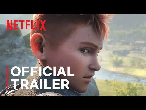 《魔物獵人:公會傳奇》Netflix於8月12日首映