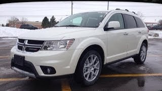 preview picture of video '2014 Dodge Journey R/T AWD | MacIver Dodge Jeep | Newmarket Ontario'