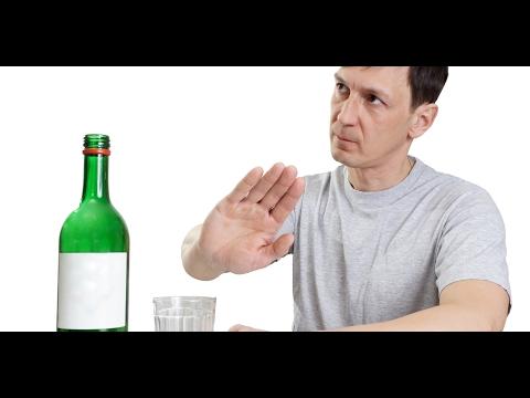 Der Mensch will nicht wird vom Alkoholismus behandelt