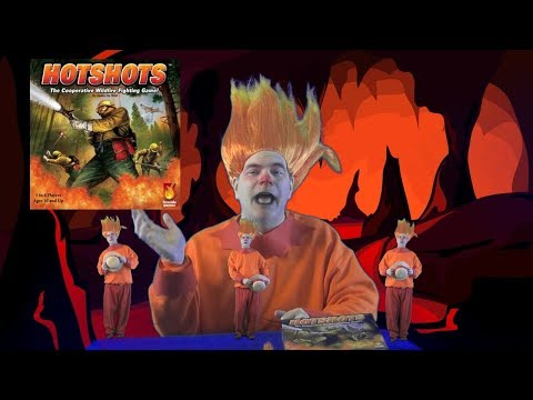 An Angry Look at Hotshots the Board Game