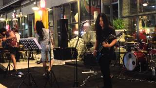 Steelheart - Rock N Roll (I Just Wanna) Cover By NEVERLAND [LIVE]