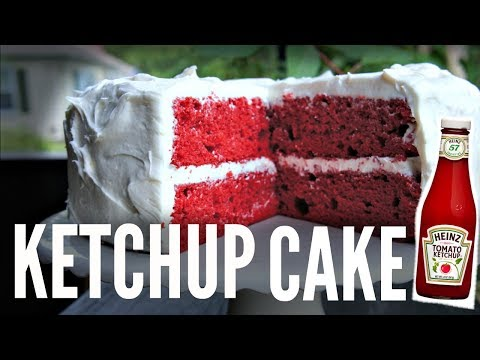 KETCHUP CAKE | Great Canadian Heinz | You Made What?!