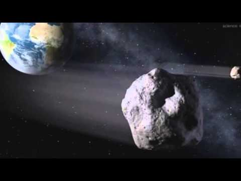 Asteroid To Skim Earth In Closest Near Miss