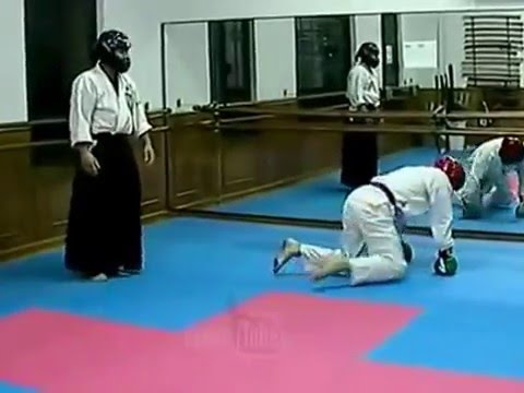 Aikido vs Taekwondo (Real fight no demonstration!)