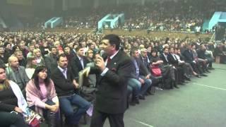 """Проповедь Андрея Тищенко: """"Убери препятствие"""""""