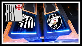 VALENTIM TEM QUE VAZAR (Santos 2x0 VASCO | Copa Do Brasil | Pós-jogo SBV)