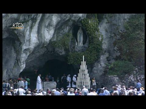Chapelet à Lourdes du 6 août 2019