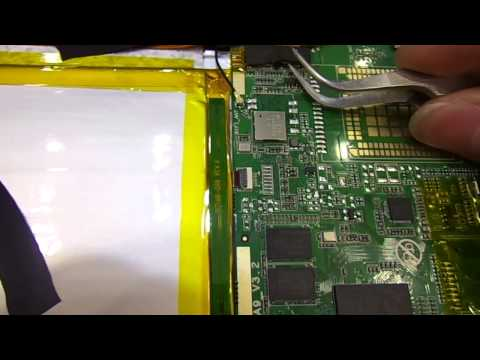 SkyWorth SKYPAD A9 Disassembly