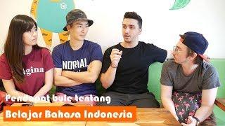 Bahasa Indonesia susah atau ngak?