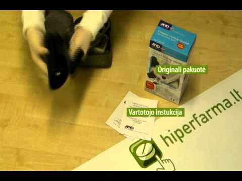 Jodo hipertenzija grandinės
