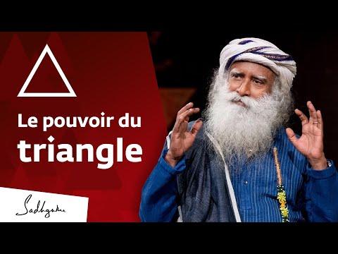 Pourquoi le triangle est-il aussi symbolique dans l'existence ? | Sadhguru Français Pourquoi le triangle est-il aussi symbolique dans l'existence ? | Sadhguru Français