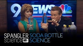 Mind Control - Soda Bottle Science Trick