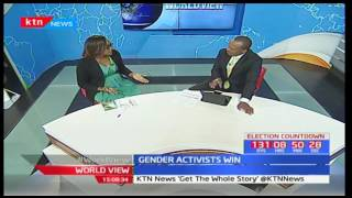 Women Rights activist and Ngara Woman Rep. Aspirant-Agnes Livara's take on 2/3 Gender rule verdict