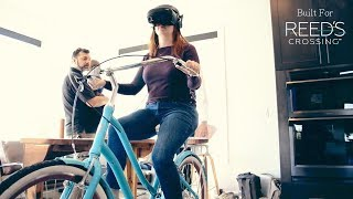"(Video) ""Bike Ride Through Your Favorite Route Using VR """
