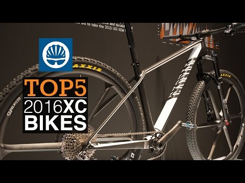 Top 5 – Cross Country Mountain Bikes 2016