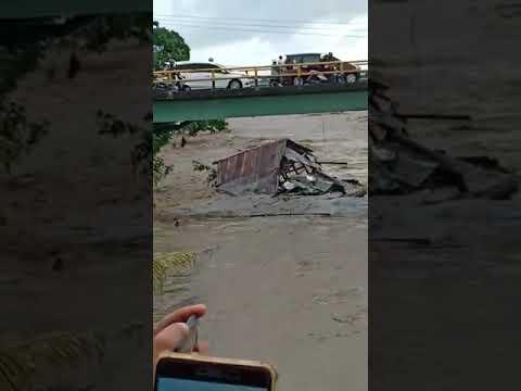 Kondisi terkini jembatan kembar makassar