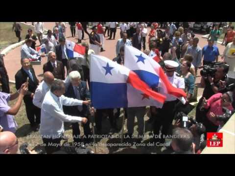 Conmemoran el 58 aniversario de la Operación Soberanía