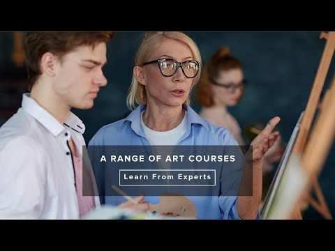 London Art Courses – Drawing and Painting Courses