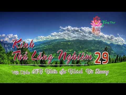 Kinh Thủ Lăng Nghiêm -29