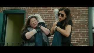 THE HEAT R RATED TRAILER