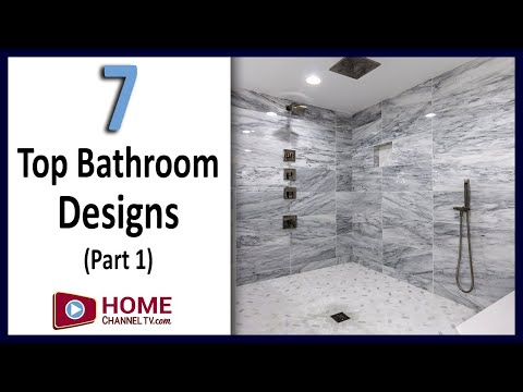 7 Best Master Bathroom Designs from our 2020 Home Tours - (so far)