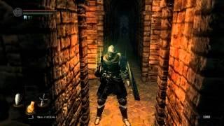 Dark Souls PtDE Прохождение часть 30 - Голем-коротконожка