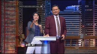 Waktu Indonesia Bercanda  Wow Vebby Sukses Pecahkan TTS Tersulit 2/4