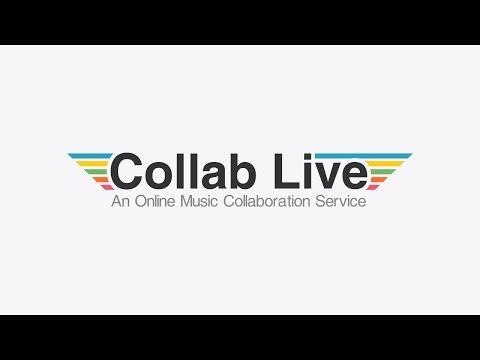 ה-Collab Live - תוכנת DAW אונליין - השיתופית ביותר בסביבה, מ-Soundation