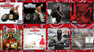 Joe Budden vs The Game G-Unit All The Diss Tracks