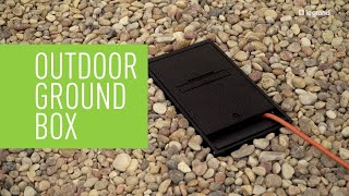 Legrand, North America – How To install power solutions in outdoor surfaces