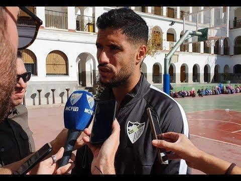 """Munir: """"El partido ante el Fuenlabrada es un buen reto para el equipo"""""""