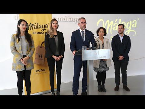 Presentación de las empresas y firmas malagueñas que acuden con la marca promocional Málaga de Moda al Salón Internacional de Textil, Calzado y Accesorios MOMAD