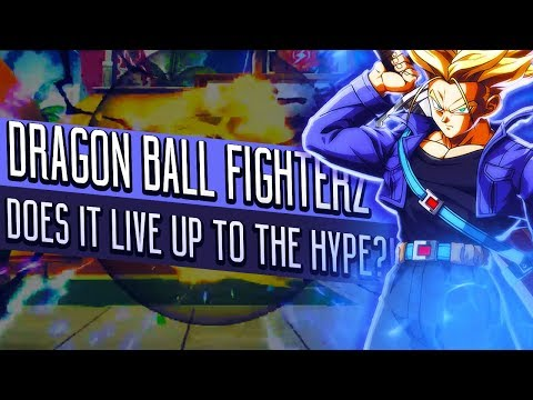 Does Dragon Ball FighterZ Live Up to the Hype?! Dragon Ball FighterZ Beta Impressions